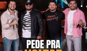 """Cleber & Cauan lançam clipe da faixa inédita """"Pede Pra Voltar"""" com Os Barões da Pisadinha nesta sexta (11) e anunciam novo trabalho 11"""