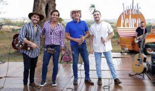 Neto & Felipe gravam DVD com participação especial 7