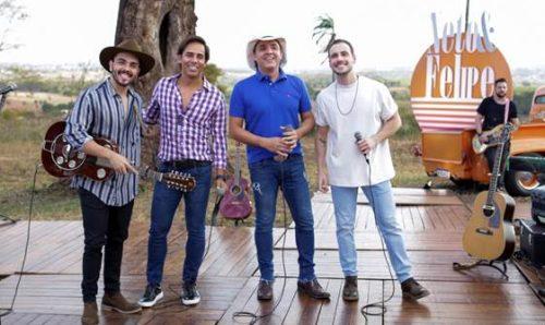 Neto & Felipe gravam DVD com participação especial 49