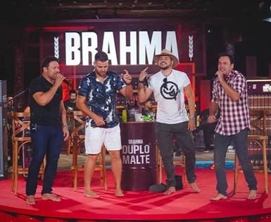 """João Bosco & Vinícius apresentam """"Pegador"""" com participação de Zé Neto & Cristiano 41"""