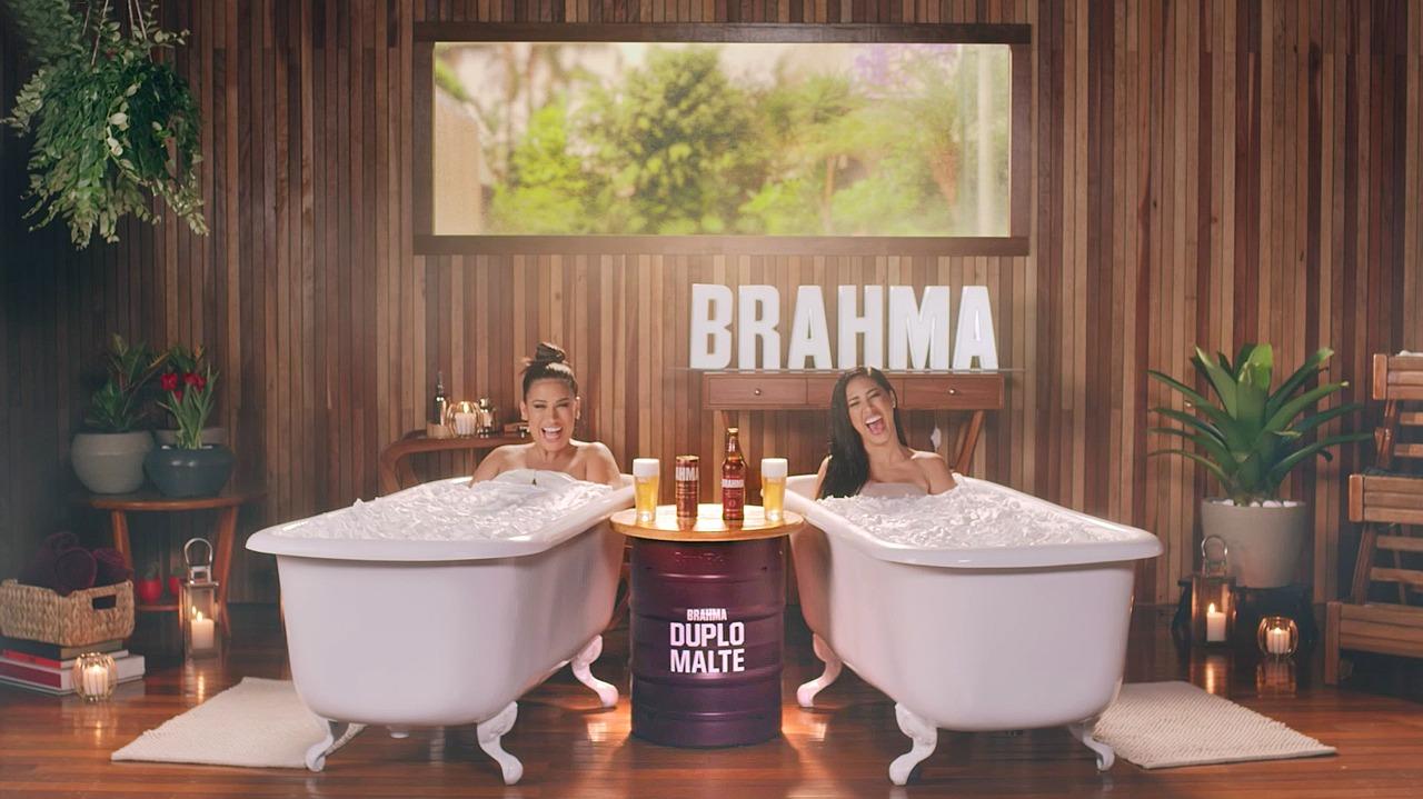 Simone e Simaria recebem Manu no 2º episódio de 'Papo de Brahmeira' e levam o tecnomelody para o público 42