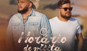 """""""Cadu & Diego"""" atendem a pedidos e ampliam homenageados em novo vídeo clip """"Horário de Visita"""" 8"""