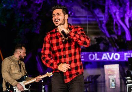 Cantor sertanejo Zé Roberto fará show drive-in solidário em Ourinhos 42