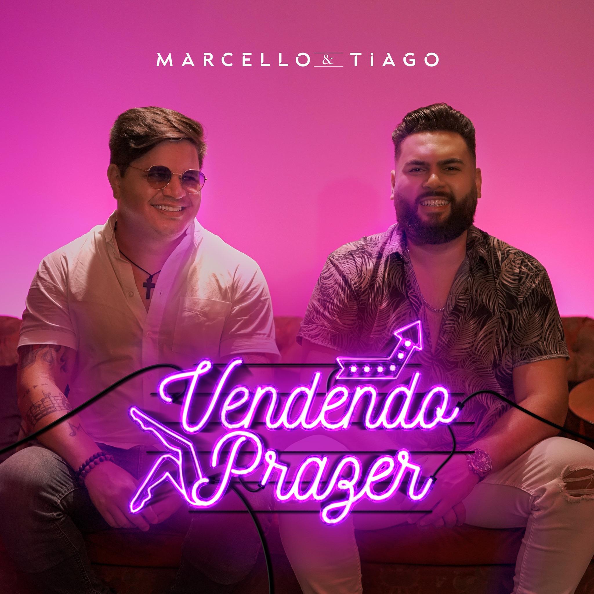 Marcello & Tiago lançam a primeira música de trabalho 41
