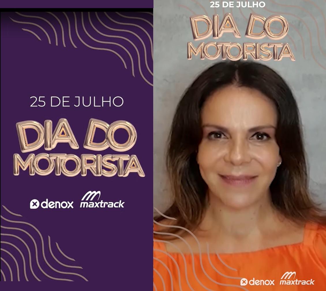 Sula Miranda estrela ação de engajamento para o Dia do Caminhoneiro 41
