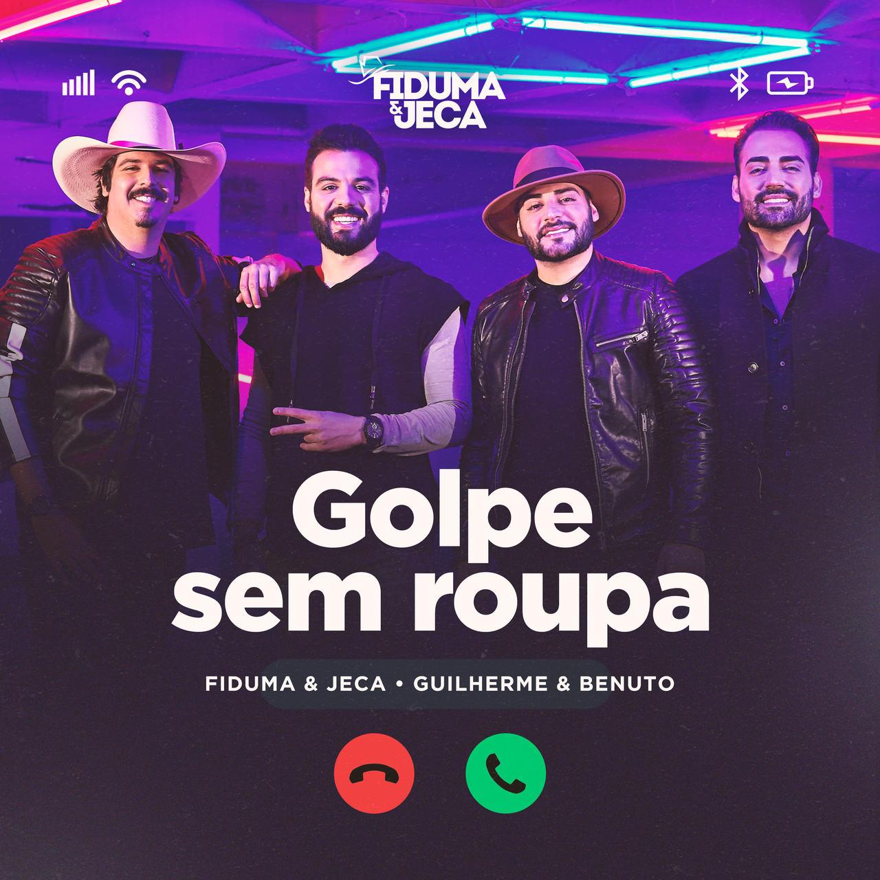 """Fiduma & Jeca caem em golpe junto com Guilherme & Benuto em """"Golpe Sem Roupa"""" 42"""