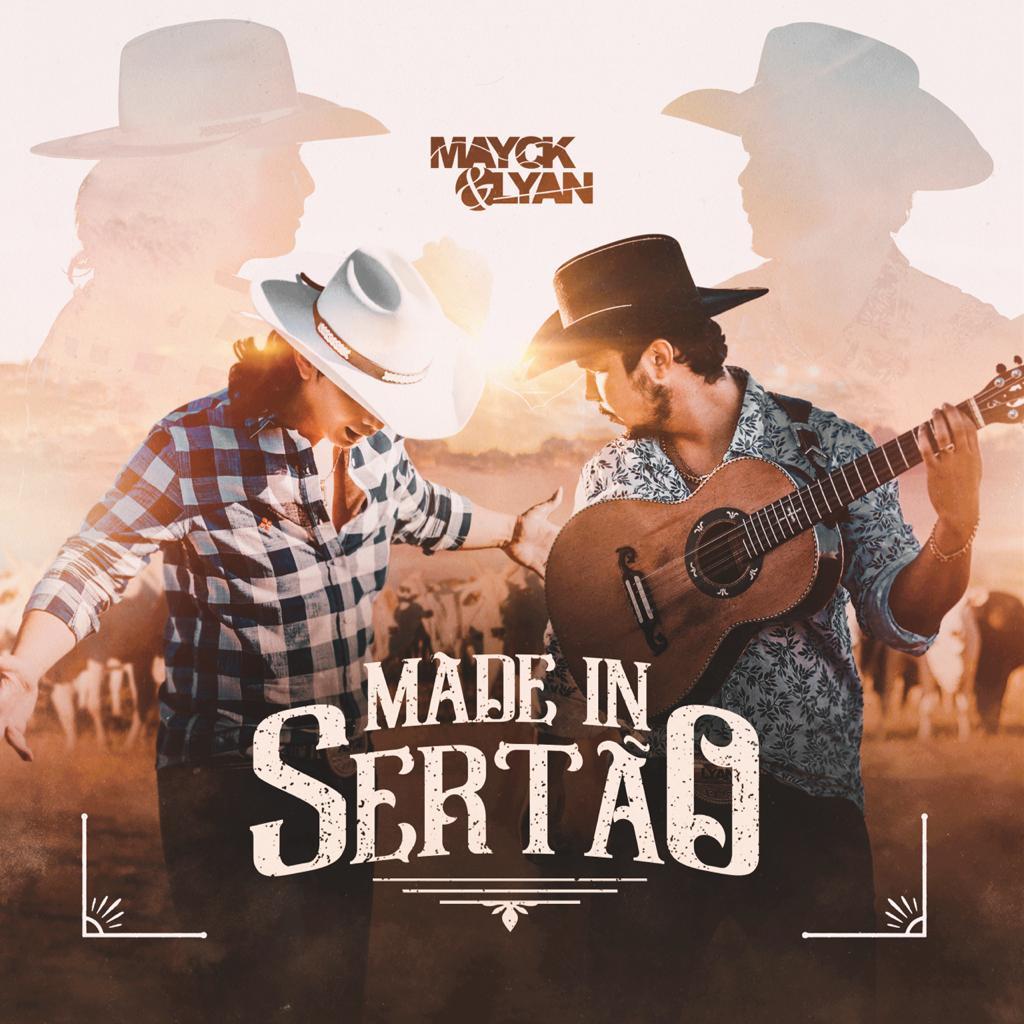 "Mayck & Lyan lançam o single ""Made in Sertão"" 42"