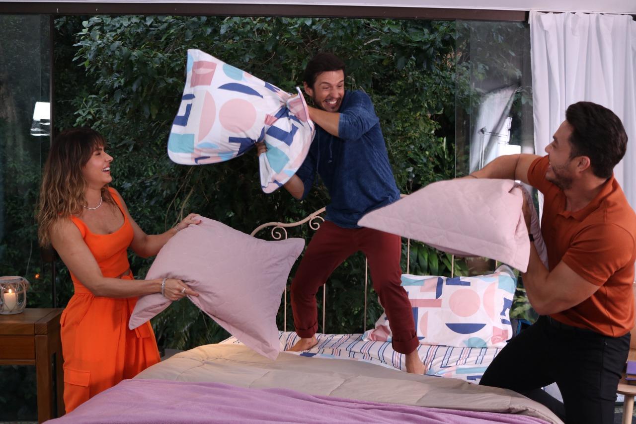 Wesley Safadão e Thyane Dantas estrelam programa especial de inverno para o Shoptime 41