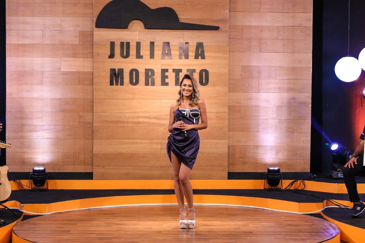 Depois de Simone e Simaria, Juliana Moretto mais uma cria do cantor Frank Aguiar,  desponta na música  sertaneja 41