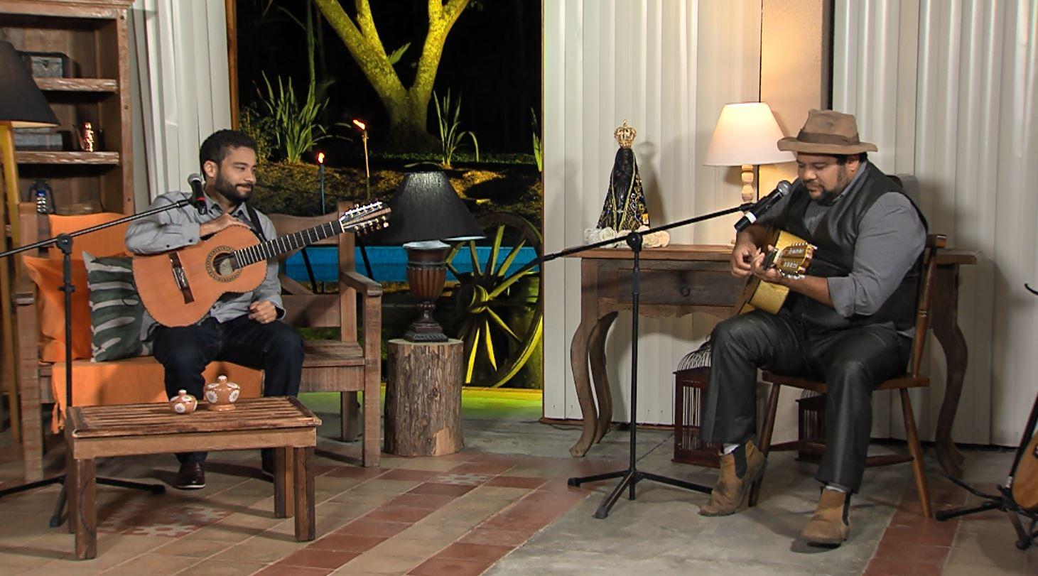 """""""Luar do Sertão"""" recebe o cantor e violeiro Francis Rosa 43"""