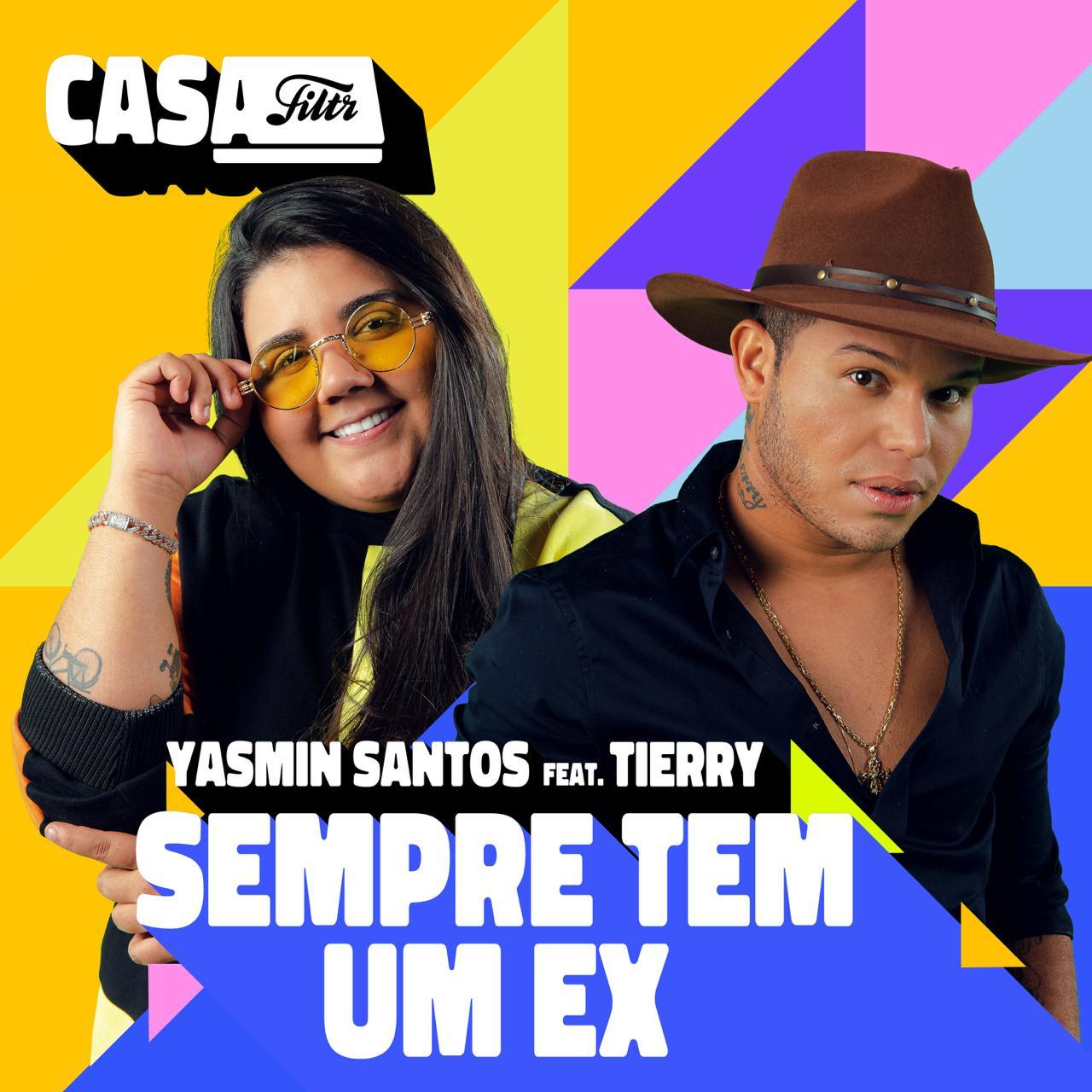 Yasmin Santos e Tierry se juntam em lançamento de novo single 42