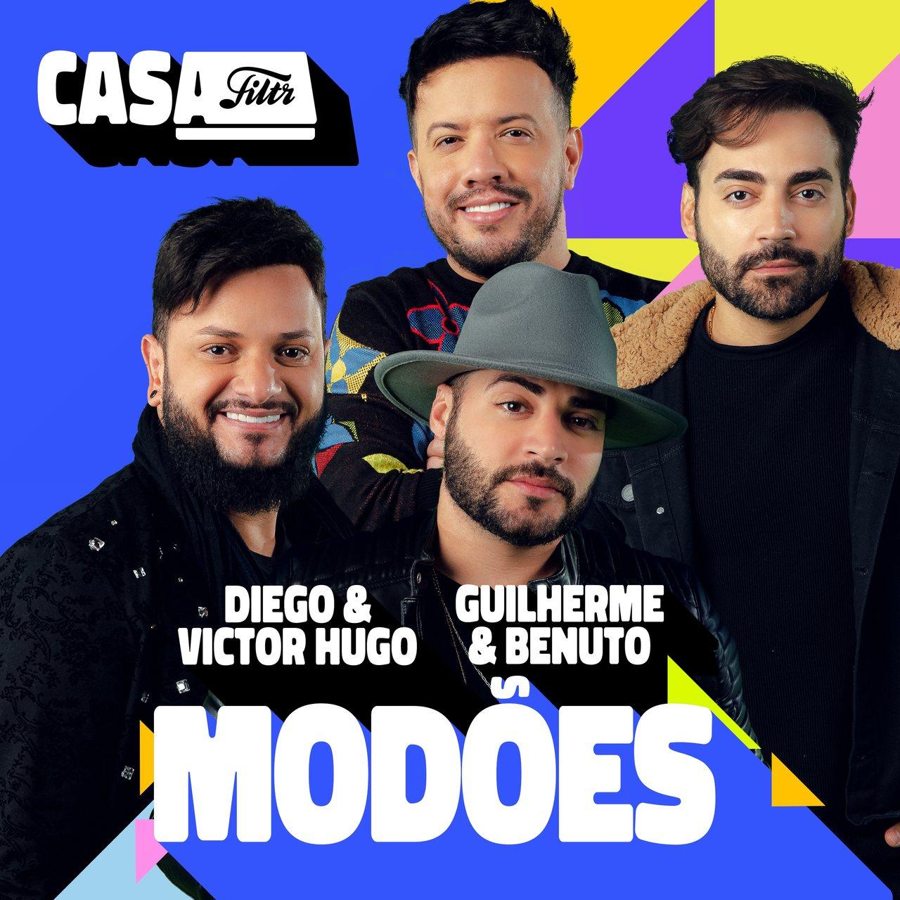 """Diego & Victor Hugo e Guilherme & Benuto lançam EP """"Modões"""" 42"""