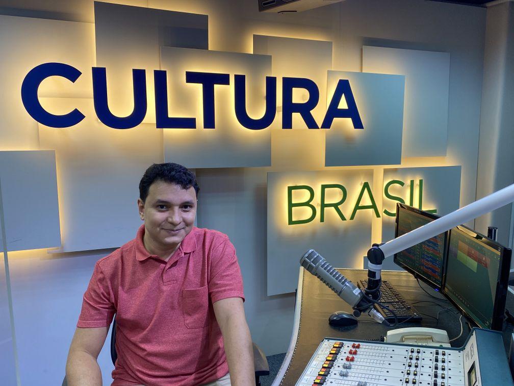 RÁDIO CULTURA BRASIL ESTREIA PROGRAMA QUE PRIVILEGIA A MÚSICA POPULAR BRASILEIRA 41