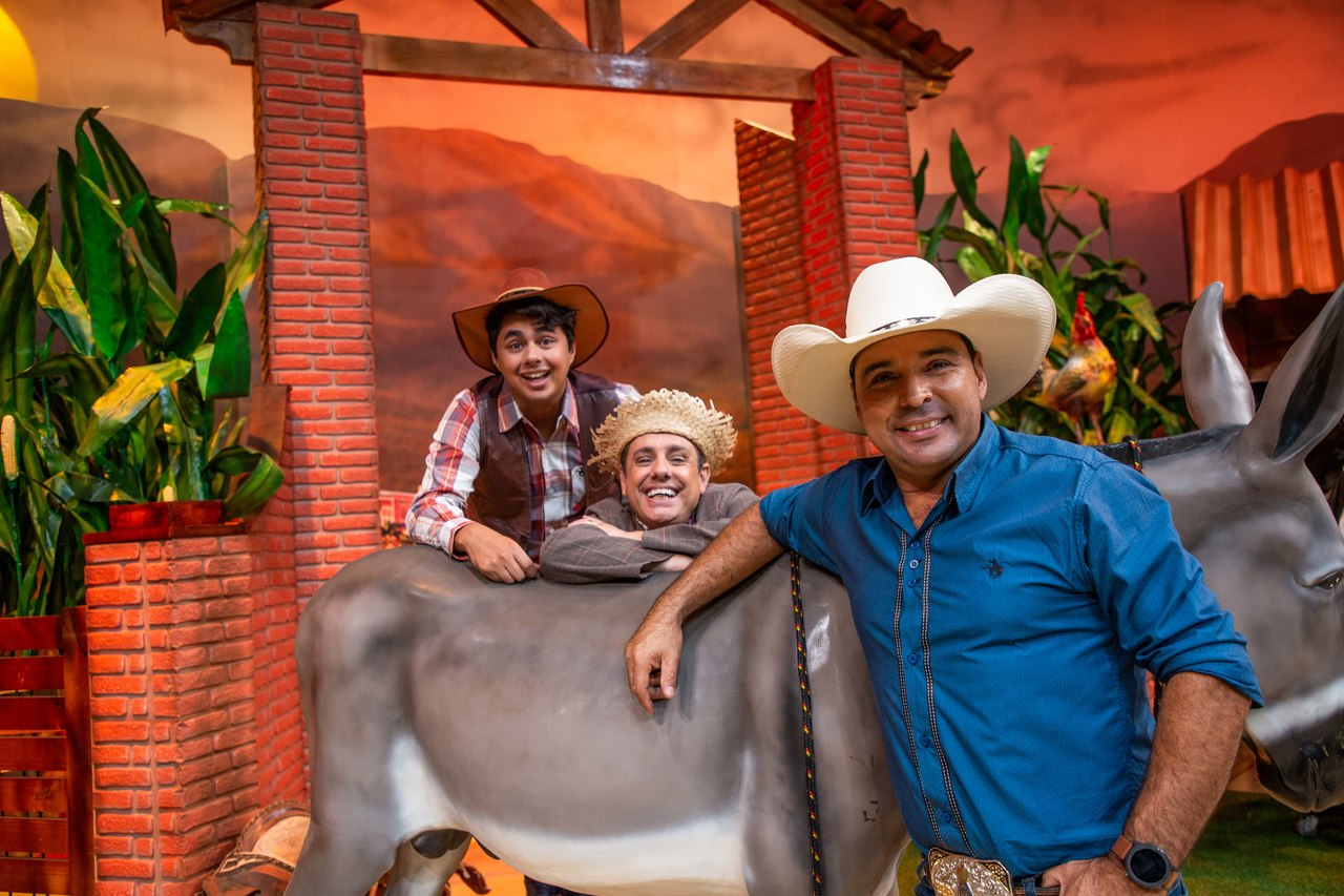 Marcos Paulo & Marcelo e Divino & Donizete são destaques do Terra da Padroeira 42