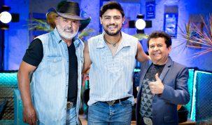Guilherme di Melo e Rionegro & Solimões apostam em pisadinha para novo hit 43