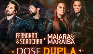 Fernando e Sorocaba e Maiara e Maraísa anunciam data extra no Villa Country 1