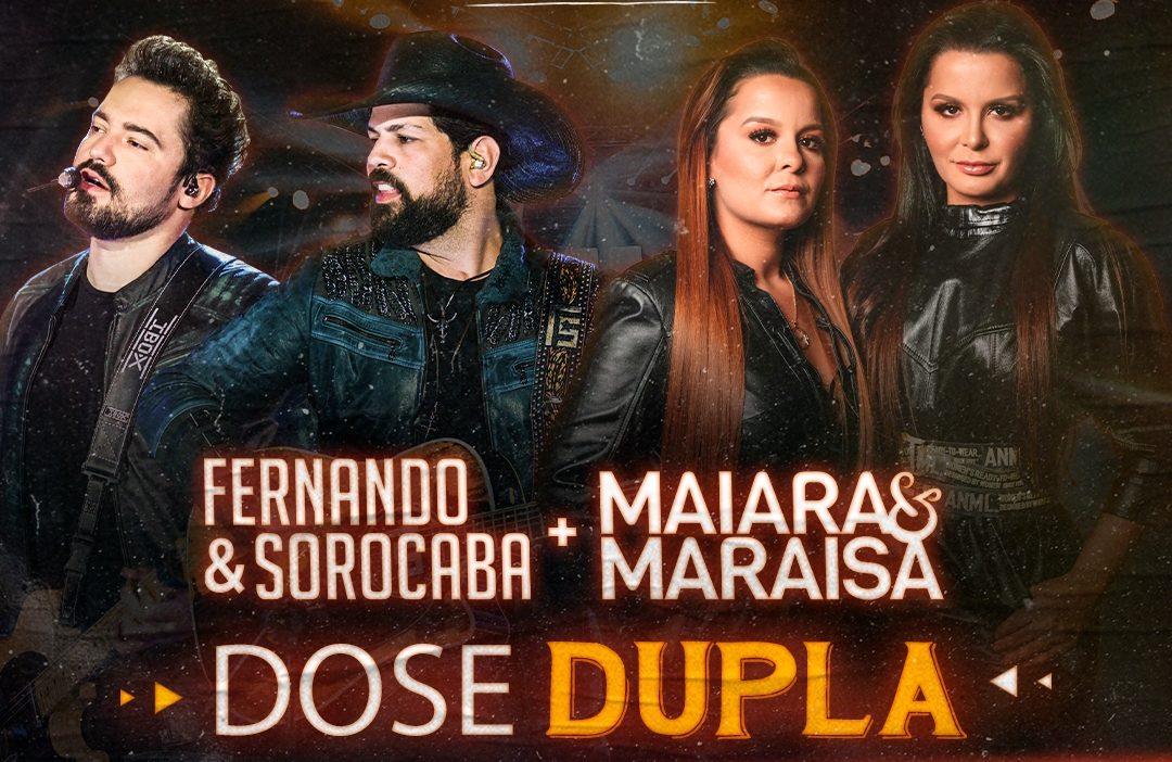 Fernando e Sorocaba e Maiara e Maraísa anunciam data extra no Villa Country 41