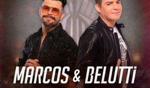Marcos e Belutti apresentam grandes hits no Espaço das Américas 1
