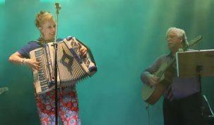 Mary Galvão mostra seu novo projeto musical no Terra da Padroeira 23