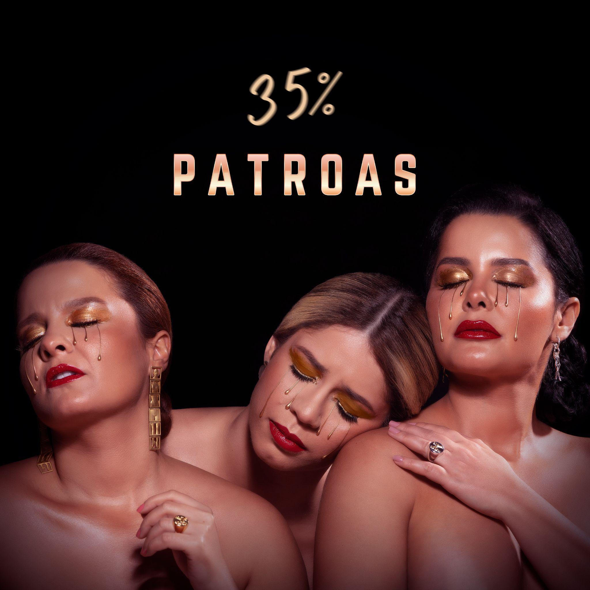 """Marília Mendonça e Maiara & Maraisa anunciam pre-save de álbum completo """"Patroas 35%"""" 41"""